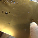 How to Assemble Oil and Grease a Grandfather Clock - part 3 of 4.Still039
