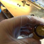 How to Assemble Oil and Grease a Grandfather Clock - part 3 of 4.Still041