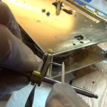 How to Assemble Oil and Grease a Grandfather Clock - part 3 of 4.Still042