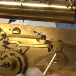 How to Assemble Oil and Grease a Grandfather Clock - part 3 of 4.Still050
